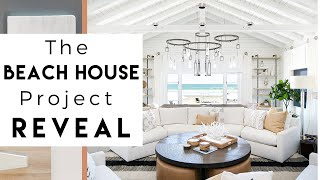 The Beach House Reveal | Interior Design