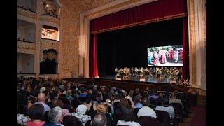 Рустам Минниханов посетил концерт мастеров искусств Республики Татарстан в Узбекистане