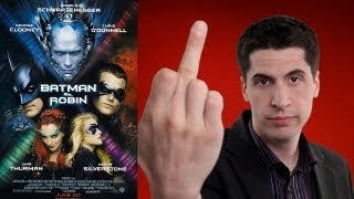 Batman & Robin movie review