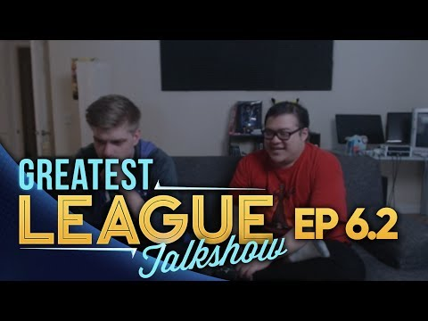 Greatest League Talkshow (GLT) - Episode 6.2