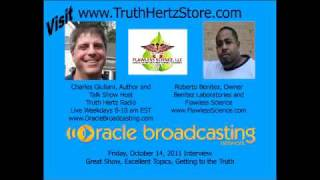 Truth Hertz Radio Interview - Flawless Science