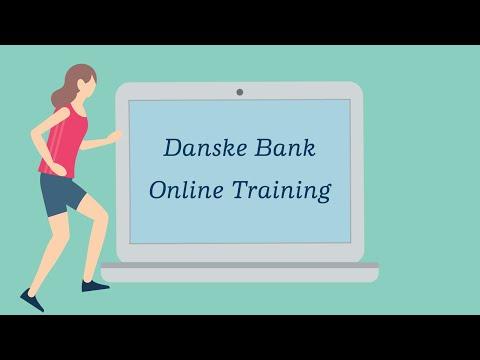 Danske Bank online training - YouTube