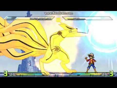 Naruto The Last V5 Transform y UKCM - Mi Char Mugen - Bills Dios