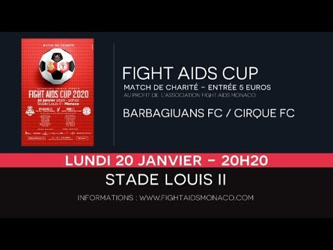 Match caritatif : 1ère édition de la Fight Aids Cup
