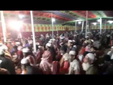 মগ বাজার দরবার শরীফ। সিরাজগঞ্জ বেলকুচি আয়োজিত। মাওলানা আব্দুল আজিজ আল কাদেরি হামিদি।