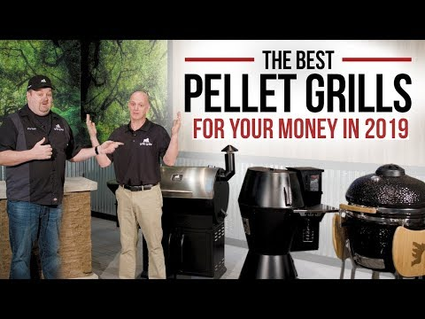 What's the BEST PELLET SMOKER for your money in 2018?