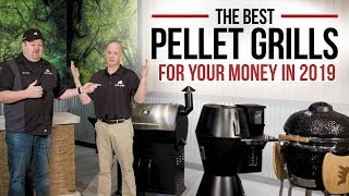 What's the BEST PELLET SMOKER for your money in 2019?