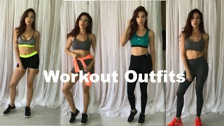 Hiking Trip + Workout Outfits Lookbook