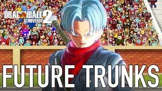 Future Trunks contro Goku Black