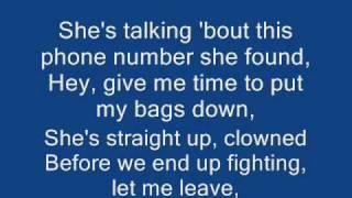 Pulling Me Back - Chingy (Lyrics)