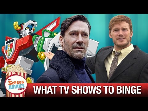 TV Shows You Should Binge - Right NOW!
