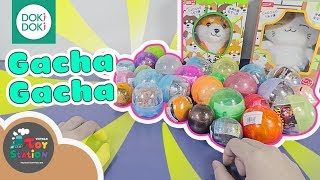 Cơn sốt nhẹ cuối năm, mở 28 quả trứng Gacha Gacha ToyStation 323