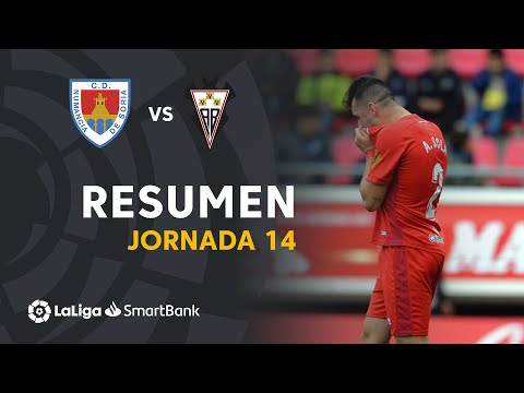 Resumen de CD Numancia vs Albacete BP (1-0)