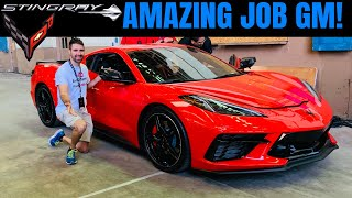 10 REASONS TO Buy A New Chevrolet Mid Engine Corvette, AMAZING GM!