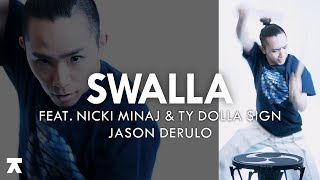 Jason Derulo - Swalla (feat. Nicki Minaj & Ty Dolla $ign) | TAIKO-1 Remix by TAIKONIC #Shorts