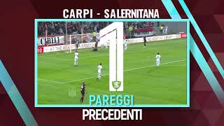 carpi-salernitana-i-precedenti