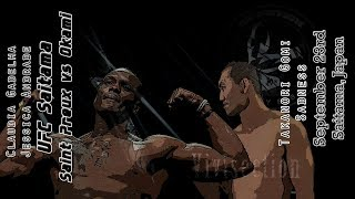 The MMA Vivisection - UFC Japan: ST. Preux vs. Okami picks, odds, & analysis