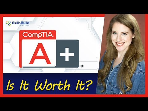 CompTIA A+ (220-1001 & 220-1002) - Is It Worth It ... - YouTube