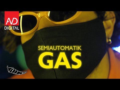 SEMIAUTOMATIK - GAS