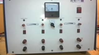 """ЗУ-2-4А Зарядное устройство 25А, 4 канала от компании ООО """"Евростор"""" - видео"""