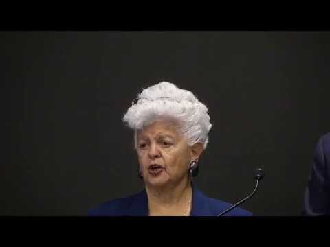Congresswoman Grace Napolitano at the Congressional Briefing on Suicide and Self Injury