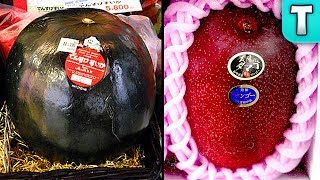 World's Most Expensive Fruits