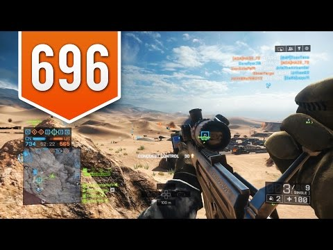BATTLEFIELD 4 (PS4) - Road to Max Rank - Live Multiplayer Gameplay #696 - TANKS TANKS TANKS!