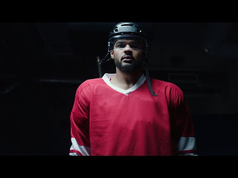 Akim Aliu's 'The Message' To Young Black Hockey Players