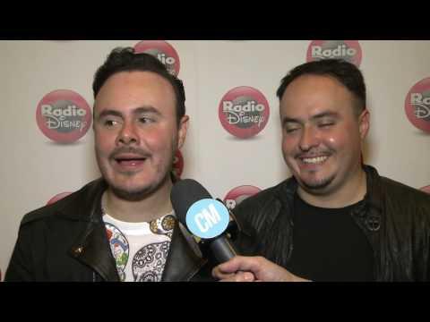 Río Roma video Primera show en Argentina - Entrevista CM 2016