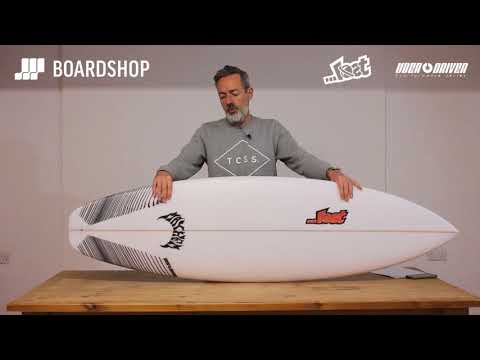 Lost Pro-Formance Uber Driver Surfboard Review