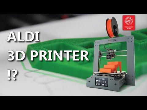 ALDI to sell 3D Printers... again!