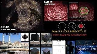WORLD DOMINATION BY STEALTH (Shiva CERN Saturn Khazars Zion)