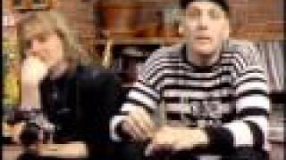 She's Tight TV Promos & Interview with Nina Blackwood - Cheap Trick