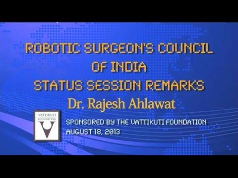 RSC Status Session Remarks - Dr Rajesh Ahlawat