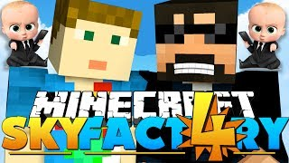 Minecraft: SkyFactory 4 - HARDEST BOSS IN MINECRAFT?! [22]