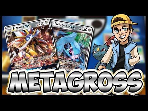 Metagross GX – Pokemon TCG Online Gameplay