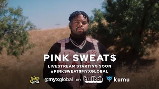 PINK SWEAT$ Interview on myxCLUSIVES