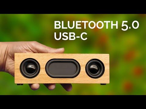 DIY Bluetooth 5.0 Speaker
