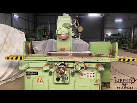 TOS BPH 300 Surface Grinding Machine