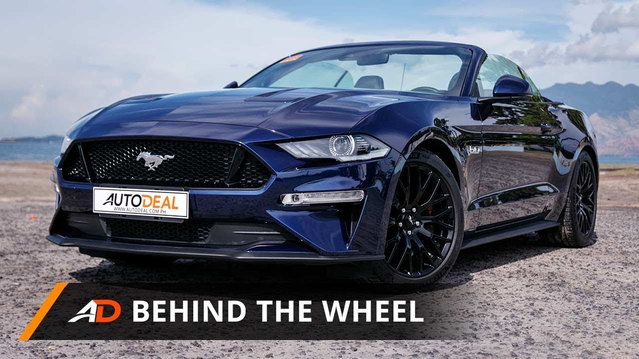 Ford mustang 2019 price philippines