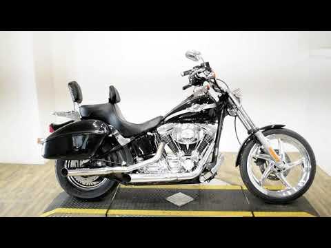 2003 Harley-Davidson FXST/FXSTI Softail®  Standard in Wauconda, Illinois - Video 1