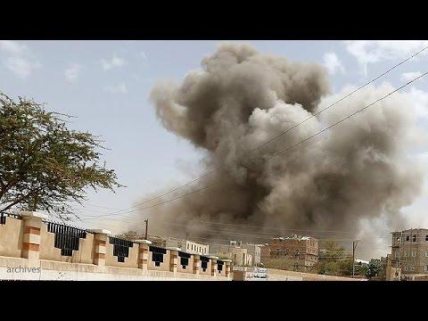 Arabia Saudí vuelve a bombardear a los hutíes en Yemen