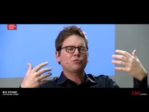 Biz Stone | Speaking Fee, Booking Agent, & Contact Info