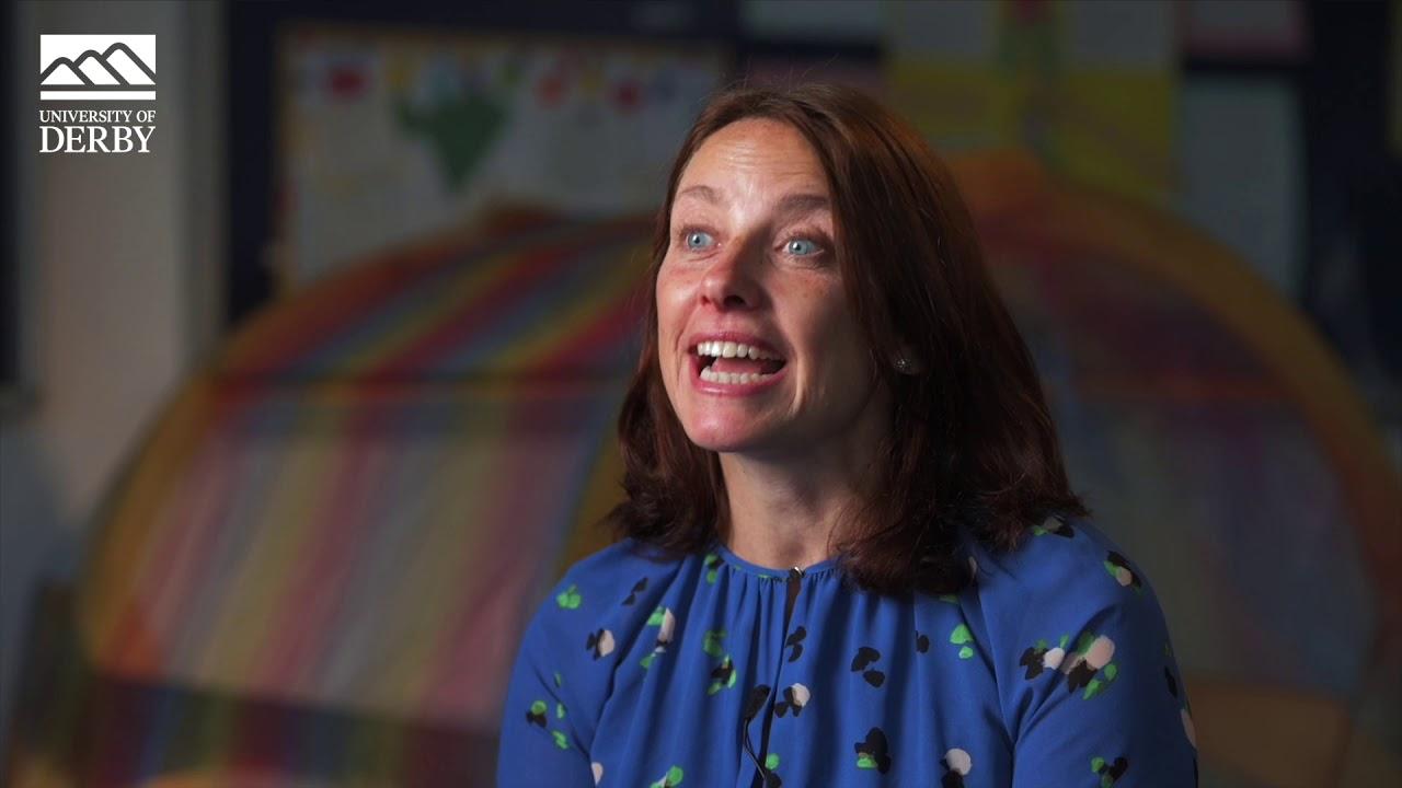 Jo Byrd, Programme Leader for Teacher Training