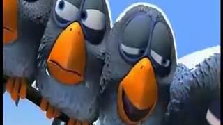 Мультик про птичек Пиксар