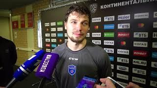 Алексей Кручинин: Кто я в СКА? Минибульдозер!