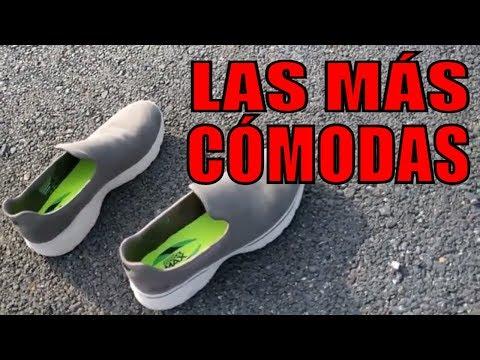 Skechers Gowalk 4 Review en Español ¡BRUTALES! Zapatillas que me cambiaron la vida