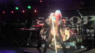 Europe Wasted Time Live 1-19-2016 Rockbar San Jose