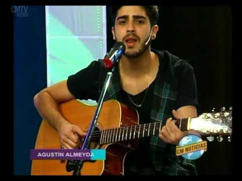 Agustin Almeyda video Renacer - Acústico - Noviembre 2015