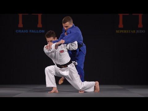 Craig Fallon - Seoi Otoshi - Arms and legs | SUPERSTAR JUDO